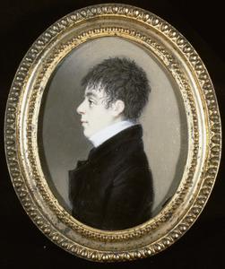 Portret van Jhr. Paulus Adriaan Beelaerts van Blokland (1781-1854)