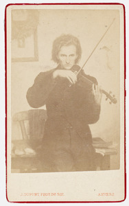 Portret van mogelijk Alexandre Struijs