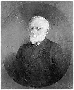 Portret van Willem Augustijn Offerhaus