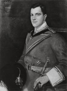 Portret van Willem Hendrik Taets van Amerongen (1895-1971)