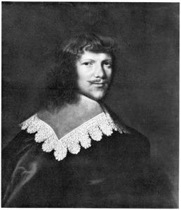 Portret van een man genaamd Ysbrant Roos (....-1667)