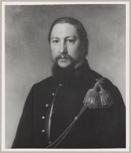Portret van Johannes Anton Maurits Bruijns (1818-1865)