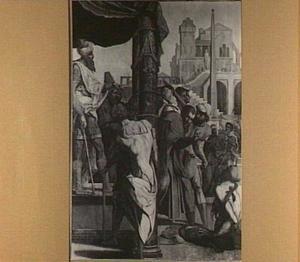 De veroordeling van Jacobus de Meerdere en de genezing van een lamme