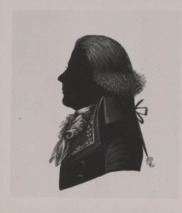 Portret van Lambert Engelbert van Eck (1754-1803)