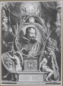 Portret van don Gasparo de Guzmàn y Pimentel, graaf-hertog van Olivares, hertog van San Lucar de Barrameda (1587-1645)