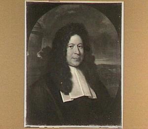 Portret van Johannes Voet (1647-1713)