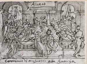 Het gastmaal van koning Assuerus (Ester 1:1-9)