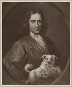 Portret van Dirck Leeuw (1690-1767)