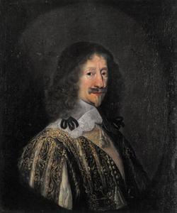 Portret van Henri II d'Orléans, duc de Longueville (1595-1663)