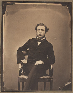 Portret van Willem Johannes Stefanus Josinus Blom (1838-1917)