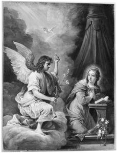 De vijftien mysteriën van de rozenkrans: de annunciatie