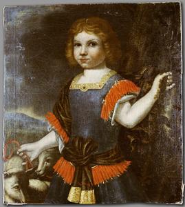 Portret van Arnoldus van Cortbeeck