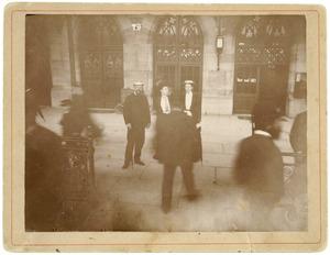Owen Maurits Blanckenhagen (1847-1911), Amelie Jeanne Elisabeth Marthe Blanckenhagen (1875-1952) en Joanna Margaretha Elisabeth van de Poll (1872-1970)