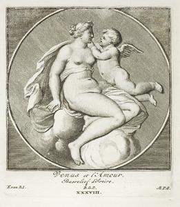 Venus en Amor (pl. XXXVIII)