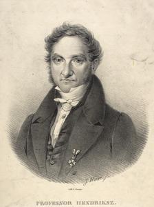 Portret van Pieter Hendriksz (1777-1843)