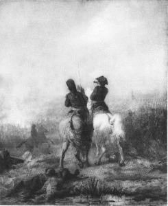 De zege bij Fleurus in 1794