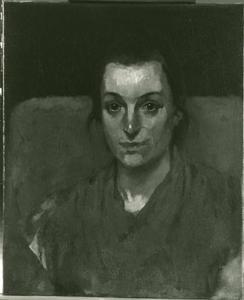 Portret van mevrouw Witsen-Vloten