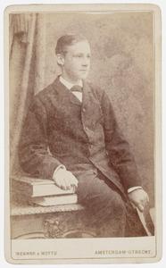 Portret van Willem Carel Adrien van Vredenburch (1866-1948)