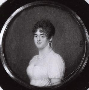Portret van Maria Cornelia Pull ( -1809)
