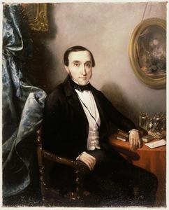 Portret van Pieter Fentener van Vlissingen (1794-1844)