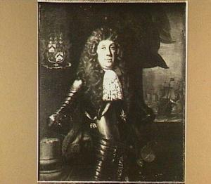 Portret van Cornelis Maartensz Tromp (1629-1691)