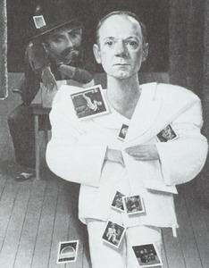 Portret van Siem Vroom (1931-1985)