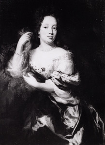 Portret van waarschijnlijk Luts van Ornia ( -1703)
