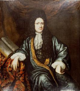 Portret van Ludovicus de Dieu (1670-1734)