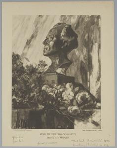 Buste van Mahler