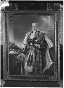 Portret van Aeneas Alexander Mackay (1905-1963)