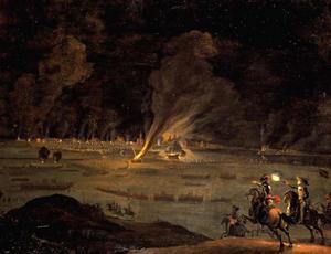 De bestorming van Kopenhagen in de nacht van 10 op 11 februari 1659