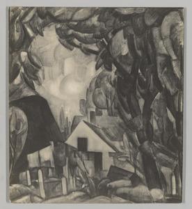 Boerderij de Standvastigheid te Bergen