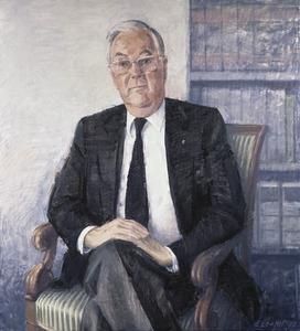 Portret van Hans Max Cramer (1920-2012)
