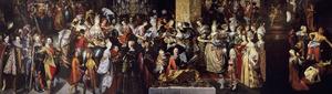 Feest van Herodes en de onthoofding van Johannes de Doper