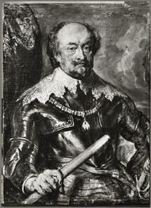 Portret van Jan VIII ('de Jongste') van Nassau-Siegen (1583-1638)