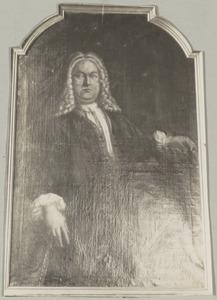 Portret van Godard van Slijpe ( -1753)