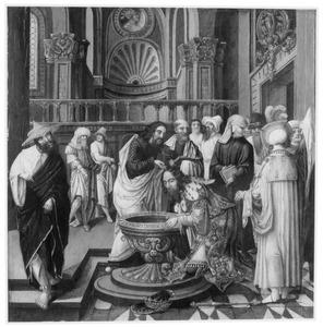 De doop van een vorst