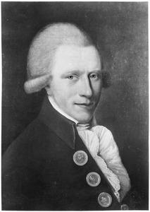 Portret van Rudolf Anthony de Salis (1761-1851)