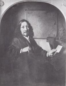 Portret van Pieter Valckenier (1612-1680)