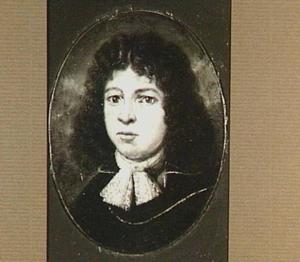 Portret miniatuurvan Johan Beeuw