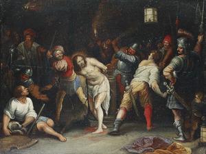 De geseling van Christ