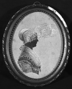Portret van Johanna Verschuir (1766-1849)