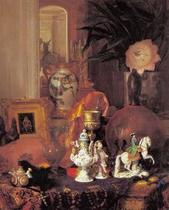 Kunstvoorwerpen uit de collectie van graaf Welles de la Valette
