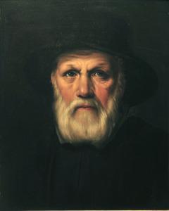 Portret van Dirck Volckertsz Coornhert (1522-1590)