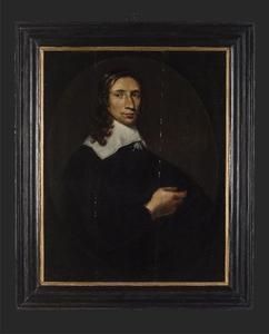 Portret van Pieter Hendrikzs. van Oordt (1633-1708)