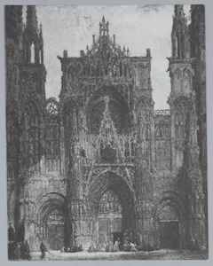 Kathedraal te Rouen