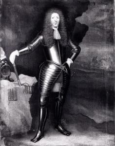 Portret van Philips Otto van Coeverden (1630-1690)