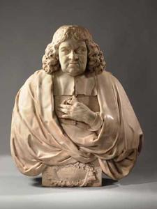 Portret van Johannes Munter (1611-1685)