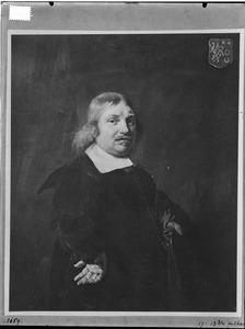 Portret van Gilbert de Flines (1611-1671)