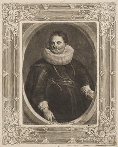 Portret van Jan van Montfort (1595-1649)